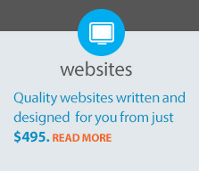 Websites for Tradies